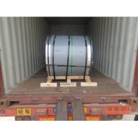 China ASTM 304 / 304L Cold Rolled Stainless Steel Coils 7 Gauge - 26 Gauge on sale