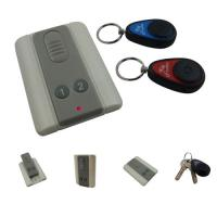Wholesale 1 Controller 2 Receiver Wireless Remote Key Finder Blue and Red from china suppliers