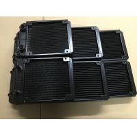 China 27mm thickness water cooled cpu radiator 80&120&240&360mm with G1/4 screw thread on sale
