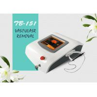 China Portable High Frequency Spider Vein Red Blood Removal Machine LCD Touch Screen on sale