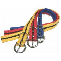 Wholesale dog collar with bead (Double layer Nylon fabric) from china suppliers