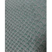 Wholesale Embossed Pattern PVC Leather Cloth with Elastic, Anti-Mildew for Decoration, Bag, Shoes from china suppliers