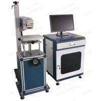 China DT-RF tube CO2 30w/50w/100w nonmetal laser marking machine for sale