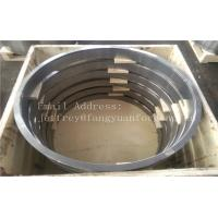 Wholesale 10CrMo9-10 1.7380 DIN 17243 Alloy Steel Forged Rings Quenced And Tempered Heat Treatment  Proof Machined from china suppliers