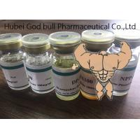 Wholesale GB Testosterone Cypionate No Label Vials Test Cyp Injection  200mg / ml from china suppliers