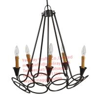 Buy cheap YL-L1020 Spider Loft Suspension Luminaire Pendant Lights Hanging Home Decor from wholesalers