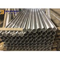 China C / U Channel Industrial Aluminum Profile High Strength For Construction Buildings on sale