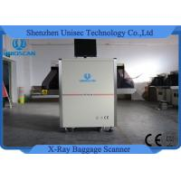 Buy cheap 150 KG 0.22m/s Security Baggage Scanner 560*360 mm baggage x ray machines from wholesalers