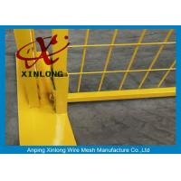 Buy cheap Construction Fence Panels / Temporary Fencing Panels Fit Construction Site and from wholesalers