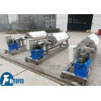 Wholesale Automatic Hydraulic Round Plate Filter Press In Clay / Kaolin Industry from china suppliers
