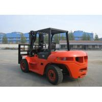 Wholesale 7T heavy duty hydraulic system diesel type forklift truck for sale from china suppliers