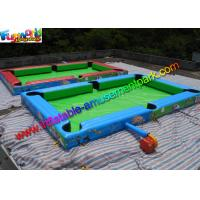 Wholesale Popular Inflatable Sports Games With Full Printing , inflatable football game from china suppliers