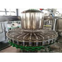 Wholesale PET Bottle Washing Filling Capping Machine For Complete Juice Production Line from china suppliers