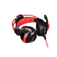 Aula G97V Wired Gaming Headset With Mic Bass Surround Noise Canceling Microphone