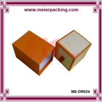 Wholesale Exquisite small drawer style candle gift box high quality kraft paper box ME-DR024 from china suppliers