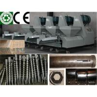 Wholesale Wood briquette machine,screw extruder from china suppliers