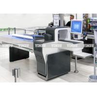 Wholesale Interactive Self Checkout Kiosk Stainless Steel Material With Pin Pad from china suppliers