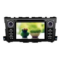 China Double Din Car DVD Player with gps wifi 3g bluetooth Nissan Teana Altima 2014 for sale