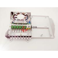 Wholesale 8 Ports SC Fiber Optic Termination Box in FTTH, GPON, CATV, 1X8 Fiber Optic Splice Box from china suppliers