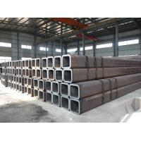 Buy cheap Seamless Steel Rectangle Tubing for structure application from wholesalers