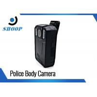 Wholesale 1296P Portable Body Camera , Night Vision Body Camera With 3500mAh Battery Capacity from china suppliers
