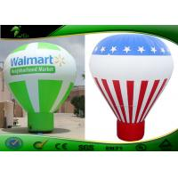 Wholesale Rainbow Colors Ground Ball Inflatable Advertising Balloons With Logo from china suppliers