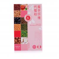 China Konjac Fiber Meal Replacement Powder For Weight Loss Keep Slimming With Vanilla on sale