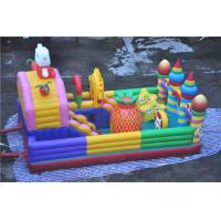 Wholesale Giant Inflatable Toddler Playground Cheer Amusement Animal Theme CE-certificated from china suppliers