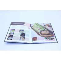 Wholesale Customized Coloring Cookbook Printing Professional with UV Coating from china suppliers