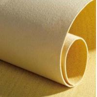 Buy cheap Nonwoven PPS Glass Acrylic Needle Felt Filter Cloth 0.81mm - 1.12mm Thickness from wholesalers