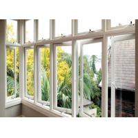 Wholesale Energy Saving Double Glazed Aluminium Windows Awing Sliding AS2047 Approved from china suppliers