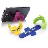 Promotional giftsTouch-u One Touch Silicone holder cellphone Holder stand for sale