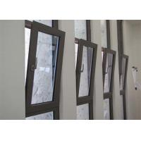Wholesale House Building Materials Custom Aluminium Windows Casement Type With Mosquito Net from china suppliers