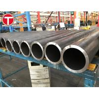 Wholesale Sae J526 Welded Carbon Steel Pipe , Dom Round Steel Welded Pipe 1 - 12m from china suppliers
