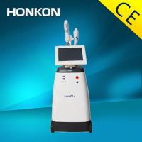 Quality Ultrasound Fat Reduction Machine / RF Ultrasonic Cavitation Body Slimming for sale