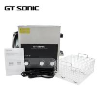 Wholesale SS304 Heated Ultrasonic Cleaner Bath 13L Capacity 28/40kHz For 3D Printer Parts from china suppliers