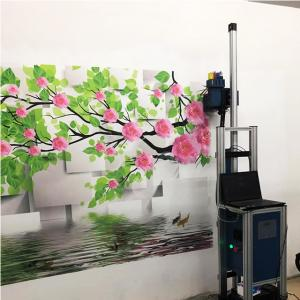 Wholesale 3D 5D 720X1080DPI 120w 12㎡/h Vertical Wall Inkjet Printer from china suppliers