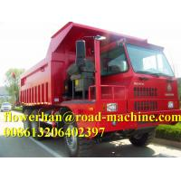 Wholesale 60TON Special Heavy Duty Dump Truck  Mine Dumpper thicknees ZF8198 Germany 336HP from china suppliers
