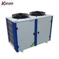 China Copeland ZB Series compressor  Box Type Refrigeration Compressor Condensing Unit Middle tem cold room equipment on sale
