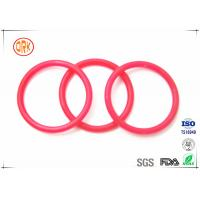 China Red NBR O Ring For Auto Parts Oil Resistance And Abrasion Resistance on sale