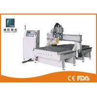 Wholesale 3KW 4.5KW 3D CNC Stone Carving Machine , CNC Marble Engraving Machine from china suppliers
