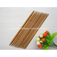 """Wholesale Carbonized Double Point Knitting Bamboo Needles 10"""" (~25 cm), china manufacturer from china suppliers"""