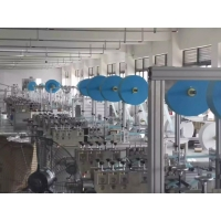 Wholesale Anti Virus Hospital 3 Layers Non Woven Mask Machine from china suppliers
