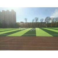 Quality Crumb Rubber Foam Shock Pad Artificial Grass Shock Absorbing For Football Court for sale