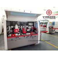 Wholesale Practical Four Sided Wood Planer Woodworking Machine Feeding Speed 36 M / Min from china suppliers