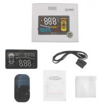 DS-300SE OBD II Heads Up Display HUD MILE KM Rpm for Car Diagnostics Scanner