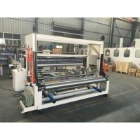 Wholesale High Speed Tissue Paper Slitting And Rewinding Machine Automatic Discharging from china suppliers