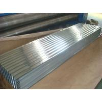 Wholesale FULL HARD / SGCC or AS 1397 G550 Galvanized Corrugated Roof Sheets, Roofing Sheet from china suppliers