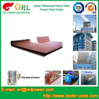Wholesale Biomass Boiler Water Wall Panels Anti Corrosion For Metallurgical Industry from china suppliers