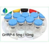 China Injectable GHRP-6 Peptide Powder for Bodybuilding CAS 158861-67-7 GHRP 6 5mg 10mg on sale